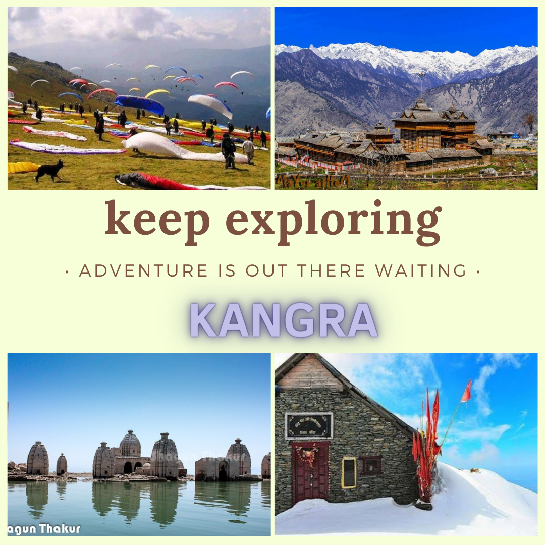 Visiting Kangra, Himachal Pradesh? Here are the things to know about