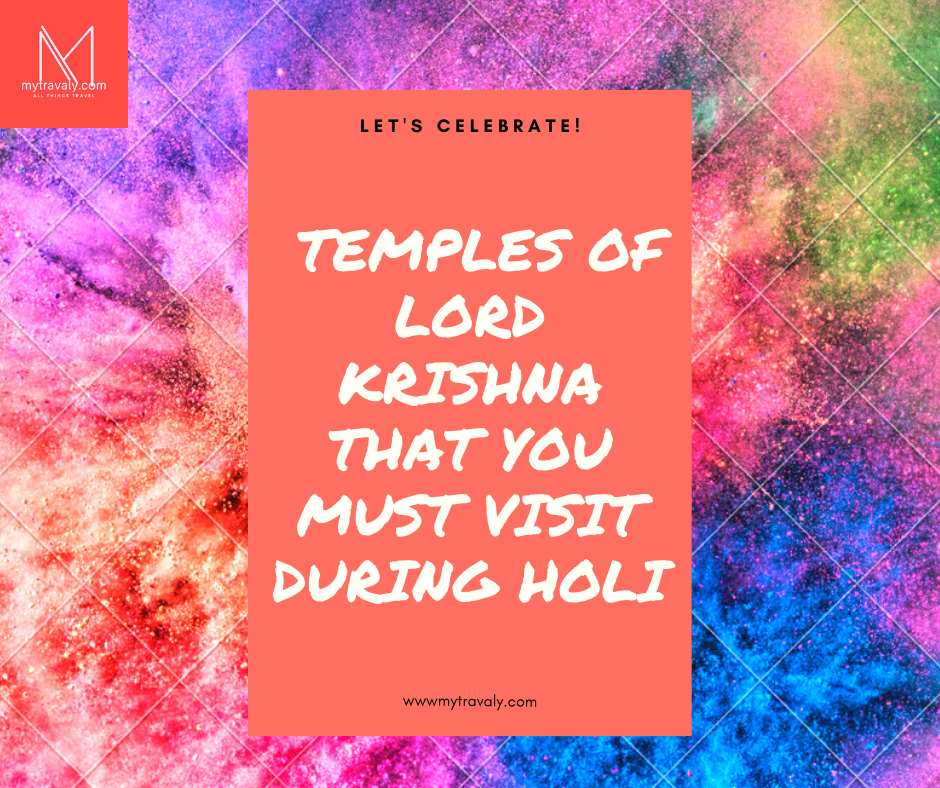 Temples of Lord Krishna that you must visit during Holi