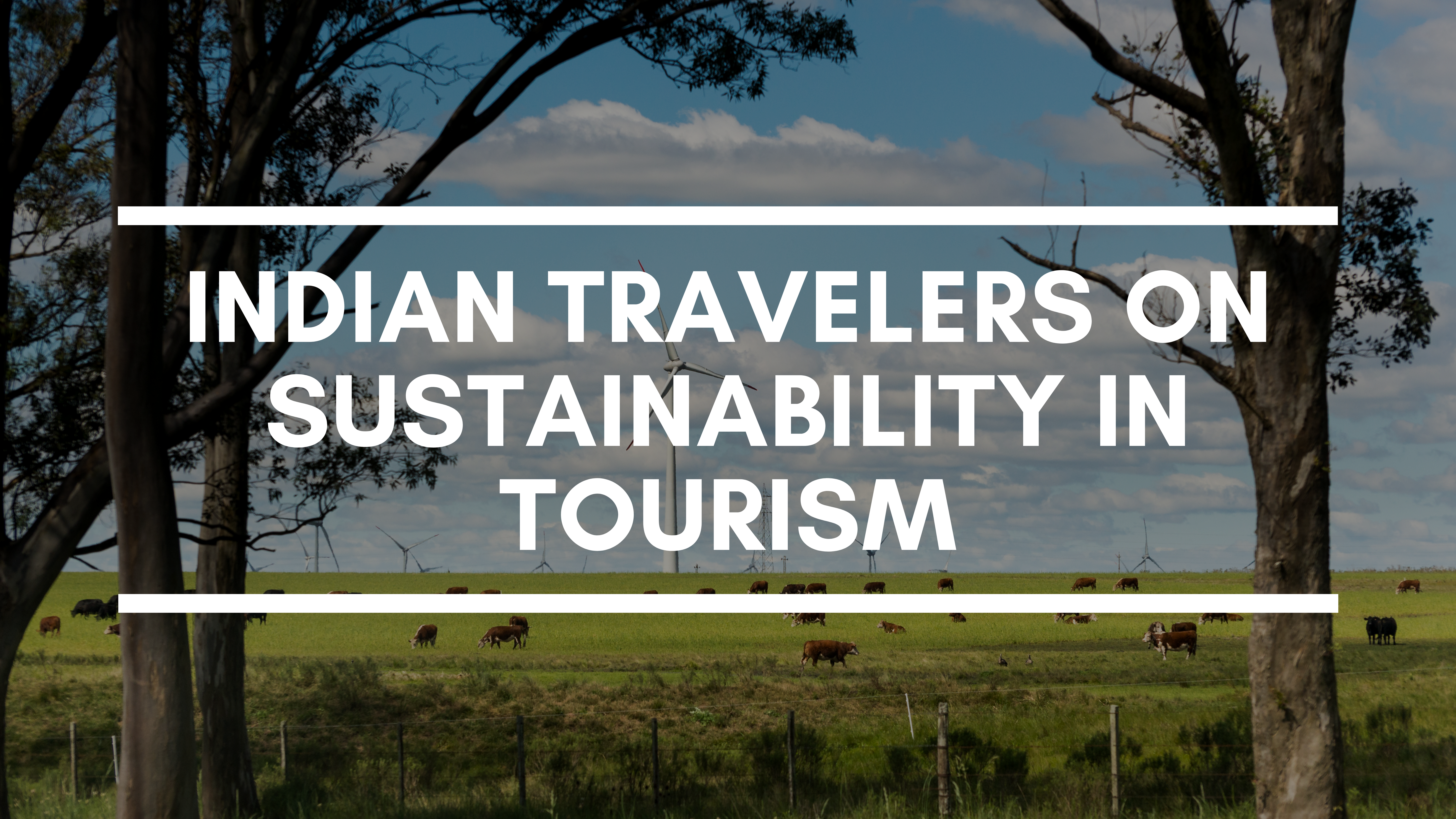 Indian Travelers on Sustainability in Tourism