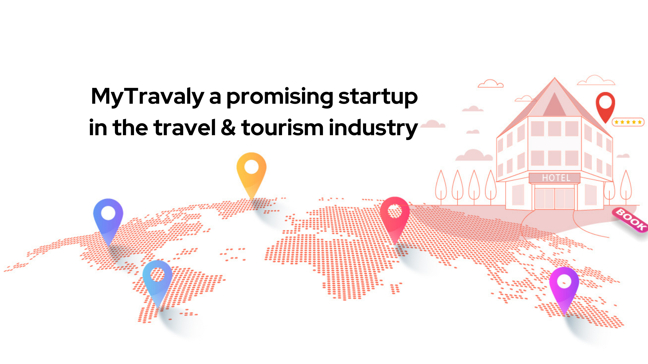 A promising startup in the travel & tourism industry