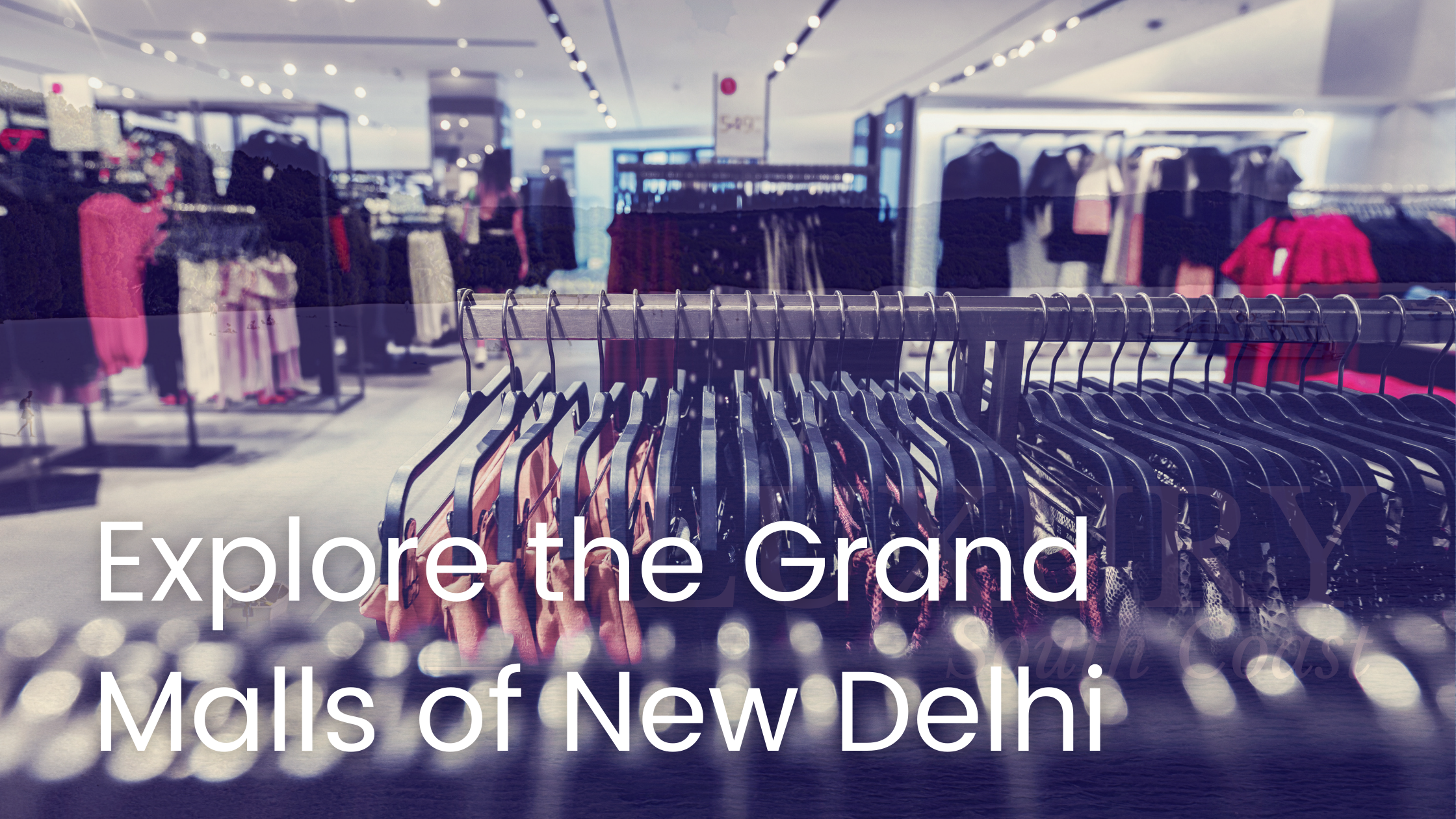 Top 6 malls of New Delhi