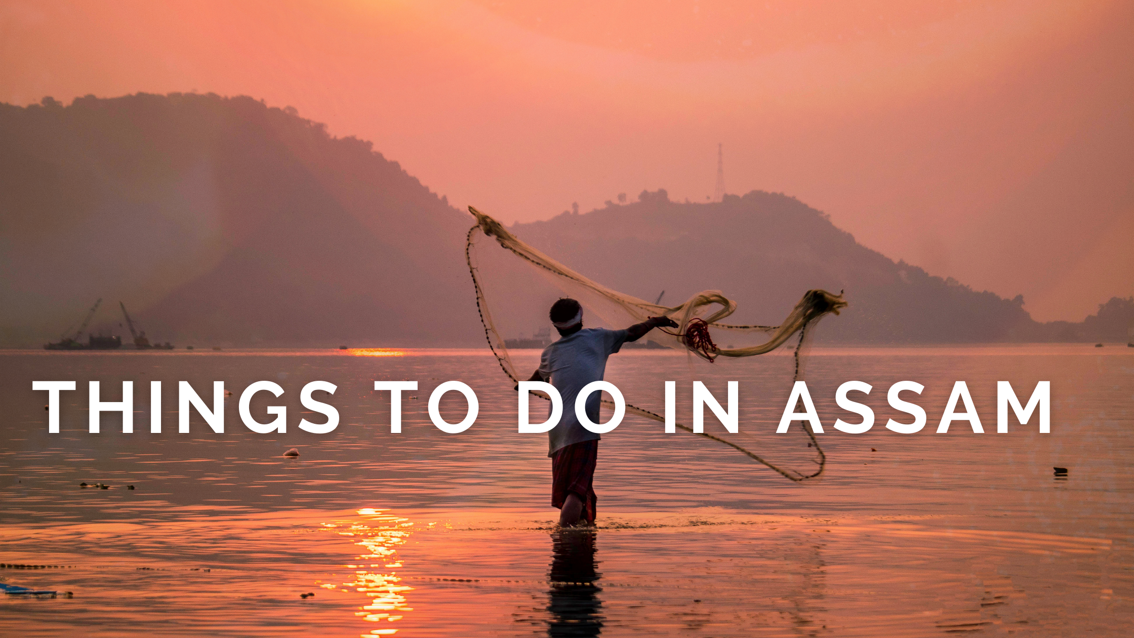 Top 6 things to do in Assam